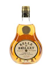 Belle de Brillet Liqueur Poire & Cognac  70cl / 30%