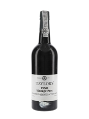 Taylor's 1980 Vintage Port