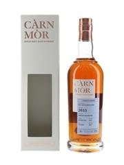 Ben Nevis 2015 6 Year Old Bottled 2021 - Carn Mor 70cl / 47.5%