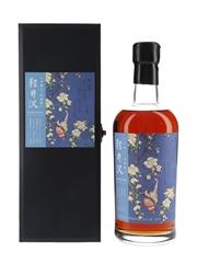 Karuizawa 2000 Flower & Bird Series Cask 7377 Bottled 2018 - Bullfinch & Weeping Cherry Blossom 70cl / 61.6%