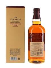 Yamazaki Bordeaux Wine Cask 2020 Edition 70cl / 48%