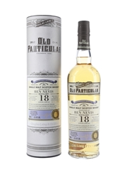 Ben Nevis 2001 18 Year Old Bottled 2020 - Douglas Laing's Old Particular 70cl / 48.4%