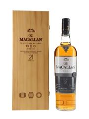 Macallan 21 Year Old Fine Oak Triple Cask Matured 75cl / 43%
