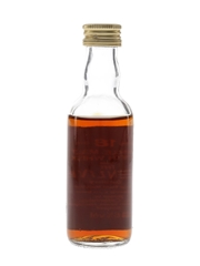 Glenlivet 18 Year Old Bottled 1980s - Cadenhead's 5cl / 46%
