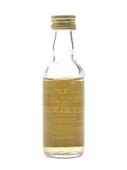 Glenkinchie 17 Year Old Bottled 1980s - Cadenhead's 5cl / 46%