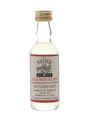 Glendullan 1983 10 Year Old Cask No. 2072 Bottled 1993 - The Master Of Malt 5cl / 43%