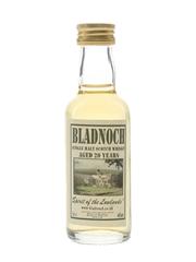Bladnoch 20 Year Old Spirit Of The Lowlands 5cl / 46%
