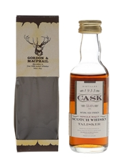 Talisker 1955 Cask Strength Bottled 1993 - Gordon & MacPhail 5cl / 53.6%
