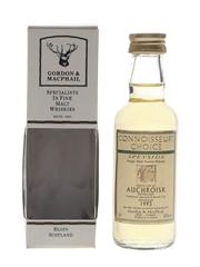 Auchroisk 1993 Connoisseurs Choice Bottled 2000s - Gordon & MacPhail 5cl / 43%