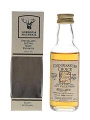 Kinclaith 1966 Connoisseurs Choice Bottled 1980s - Gordon & MacPhail 5cl / 40%