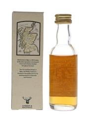 Ledaig 1973 Connoisseurs Choice Bottled 1980s-1990s - Gordon & MacPhail 5cl / 40%