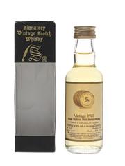 Allt-A-Bhainne 1981 12 Year Old Bottled 1994 - Signatory Vintage 5cl / 57.1%