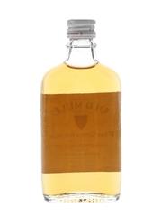 Old Mull Fine Scotch Whisky Bottled 1970s 5cl / 40%