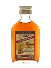 Myers's Planters' Punch Rum Bottled 1960s 5cl / 40%