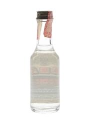 ABC Charcoal Filtered Vodka Bottled 1980s 5cl / 40%