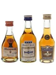 Bisquit 3 Star & Martell