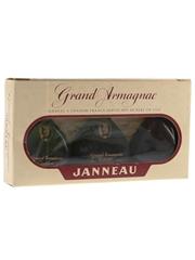 Janneau Grand Armagnac  3 x 3cl / 40%