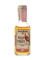 Wild Turkey 8 Year Old 101 Proof Bottled 1970s - Atkinson, Baldwin And Co. Ltd. 5cl / 50.5%
