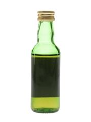 Rosebank 8 Year Old Bottled 1980s 5cl / 40%