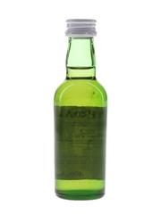 Laphroaig 10 Year Old Bottled 1980s-1990s - Pre Royal Warrant 5cl / 40%