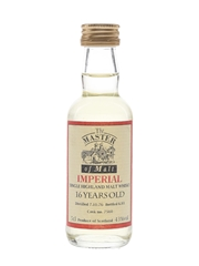 Imperial 1976 16 Year Old Cask No. 7560 Bottled 1993 - The Master Of Malt 5cl / 43%