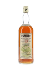 Tamdhu 10 Year Old Bottled 1970s-1980s 100cl / 42.8%