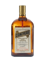 Cointreau Bottled 1980s 100cl / 40%