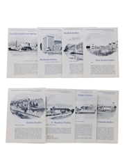 DCL Distillery History Series Brian Spiller - Published 1981-1983