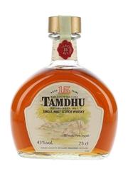 Tamdhu 15 Year Old Bottled 1980s 75cl / 43%