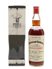 Macallan 1937 Gordon & MacPhail