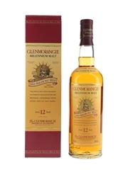 Glenmorangie 12 Year Old Millenium Malt Bottled 1990s 70cl / 40%