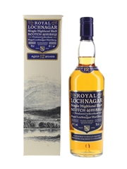 Royal Lochnagar 12 Year Old Bottled 1990s 70cl / 40%