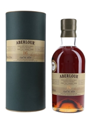 Aberlour 16 Year Old Cask No. 4738 Bottled 2016 - The Whisky Exchange Exclusive 70cl / 53.5%