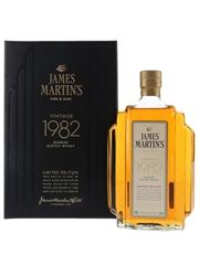 James Martin's 1982 Fine & Rare