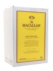 Macallan Edition No.3  6 x 70cl / 48.3%