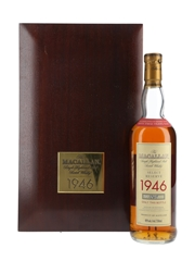 Macallan 1946 52 Year Old Select Reserve  70cl / 40%