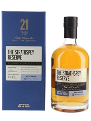 Strathspey 21 Year Old Reserve William Grant & Sons - Heathrow World Of Whiskies 70cl / 40%