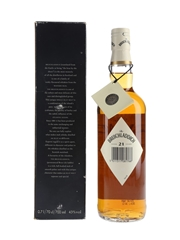 Bruichladdich 21 Year Old Bottled 1990s 70cl / 43%