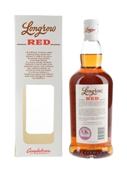 Longrow Red 13 Year Old Chilean Cabernet Sauvignon Matured Bottled 2020 70cl / 51.6%