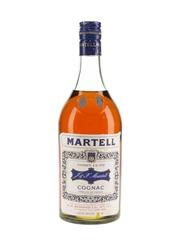 Martell 3 Star Bottled 1960s-1970s - South Africa 70cl