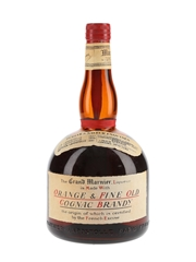 Grand Marnier Cordon Rouge Bottled 1970s 94.6cl