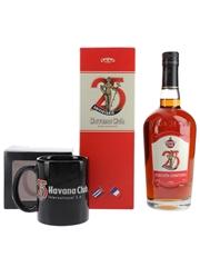 Havana Club 25 Aniversario With Mug Edicion Limitada 70cl / 40%