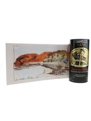 Bunnahabhain 12 Year Old Bottled 1990s - Ralph Steadman Distillery Print 70cl / 40%