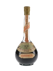 Cusenier Freezomint Creme De Menthe Bottled 1950s 75cl / 29.7%