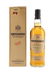 Knockando 1977 Bottled 1990 75cl / 40%