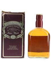 Tullibardine 10 Year Old Bottled 1980s 75cl / 40%