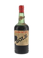 Bols Groene Curacao Bottled 1950s-1960s 70cl