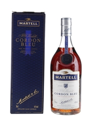 Martell Cordon Bleu Bottled 1990s 70cl / 40%