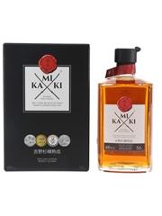 Kamiki Blended Malt Japanese Cedar Cask Finished 50cl / 48%