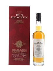 Ben Bracken 1987 28 Year Old Clydesdale Scotch Whisky Co 70cl / 40%
